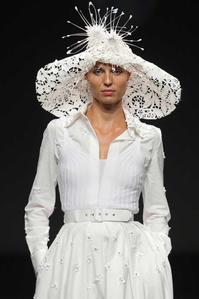 los 100 mejores looks de las últimas tendencias de moda nupcial