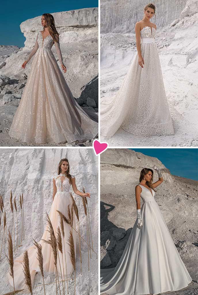 vestidos de novia Elena Morar