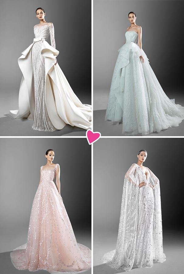 Vestidos de novia Zuhair Murad – Spring 2021